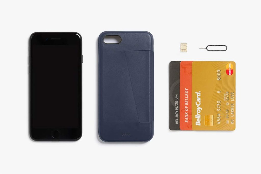 Bellroy Leather iPhone 8