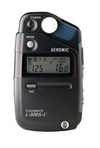 Sekonic L-308S-U Flashmate Light Meter