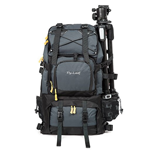 4f927d4742 This is a great camera backpack for hiking with lightweight. It has very  many internal sub-dividers which help you easily hide your stuff.