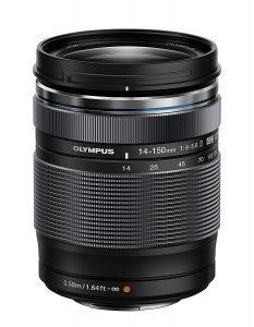 Olympus M Zuiko ED 14-150mm f/4-5.6 II