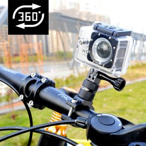 Lightweight Bike Handlebar Mount for Sport Action Cameras Gopro Accessories